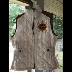 Ralph Lauren lightweight ski vest size med
